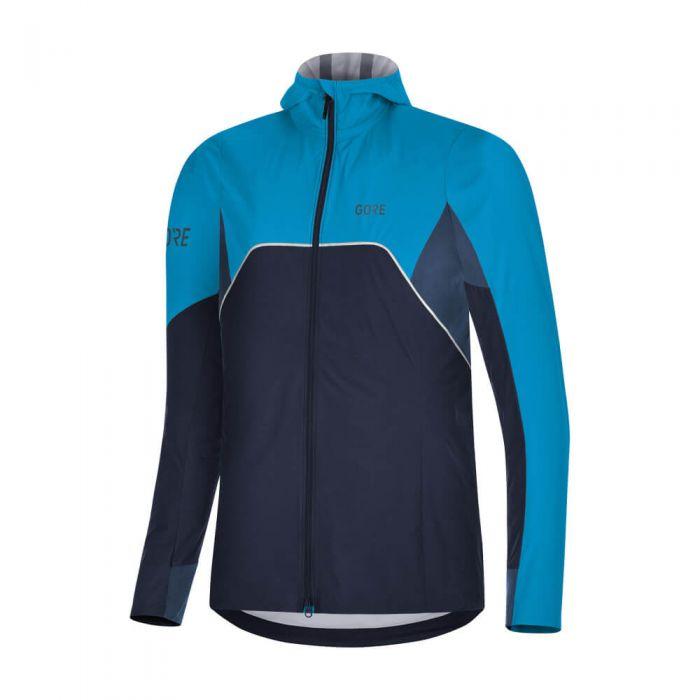 R7 Partial Gore-Tex Infinium Hooded Jacket, Dame