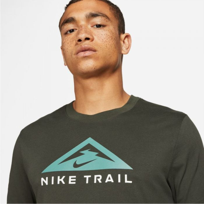 Trail Run SS Tee, Herre