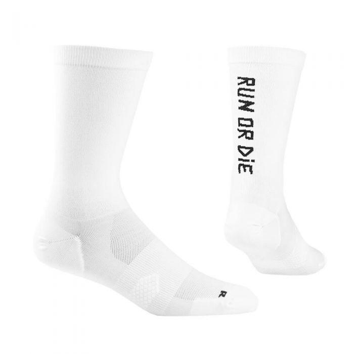 Run Or Die Socks, Unisex