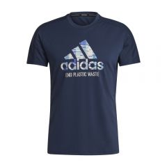 Run For The Oceans Graphic SS Tee, Herre