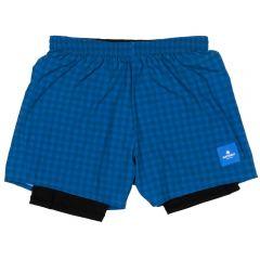 Checker 2in1 Shorts, Unisex