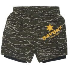 Tiger 2 in 1 Shorts, Unisex
