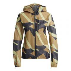 Terrex Agravic Graphic 2.5L Rain Jacket, Dame