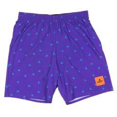 Shaka Long Pace Shorts, Unisex