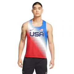 Team USA Aeroswift Singlet, Herre