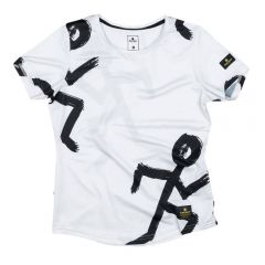 Tribe Combat SS Tee, Dame