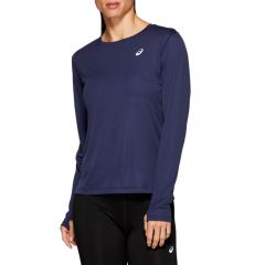 Silver LS Top, Dame